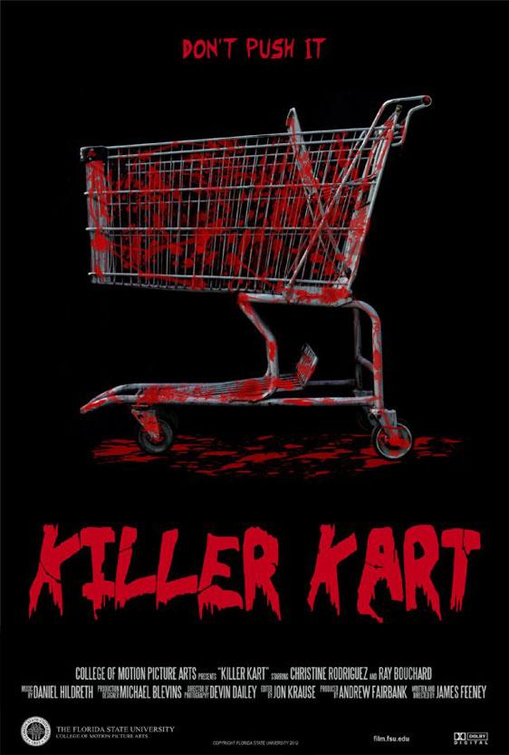 Killer Kart Poster #1