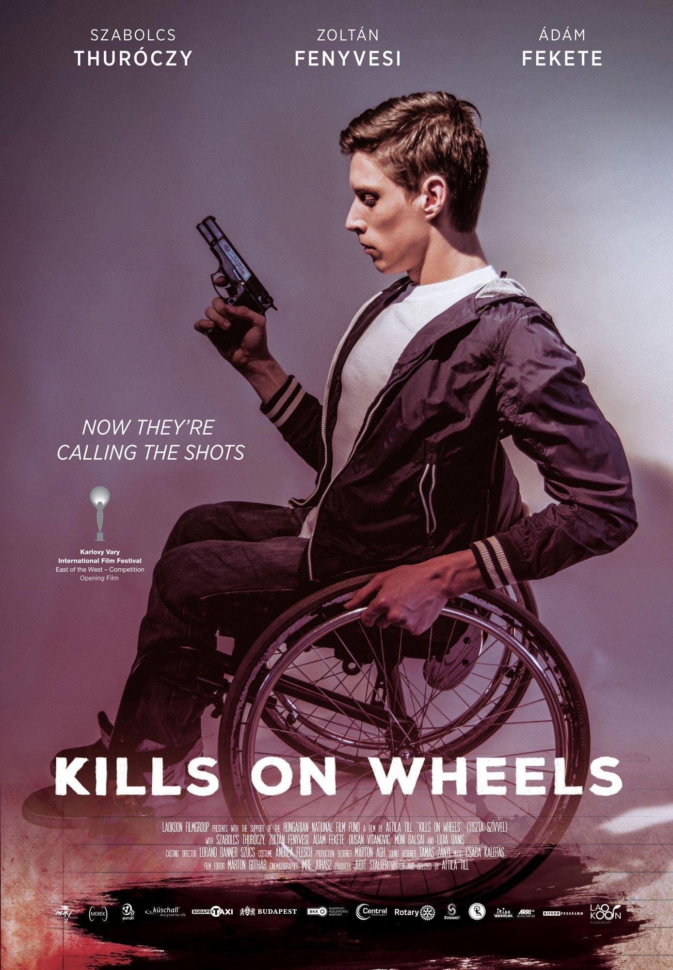 Kills on Wheels Poster #1