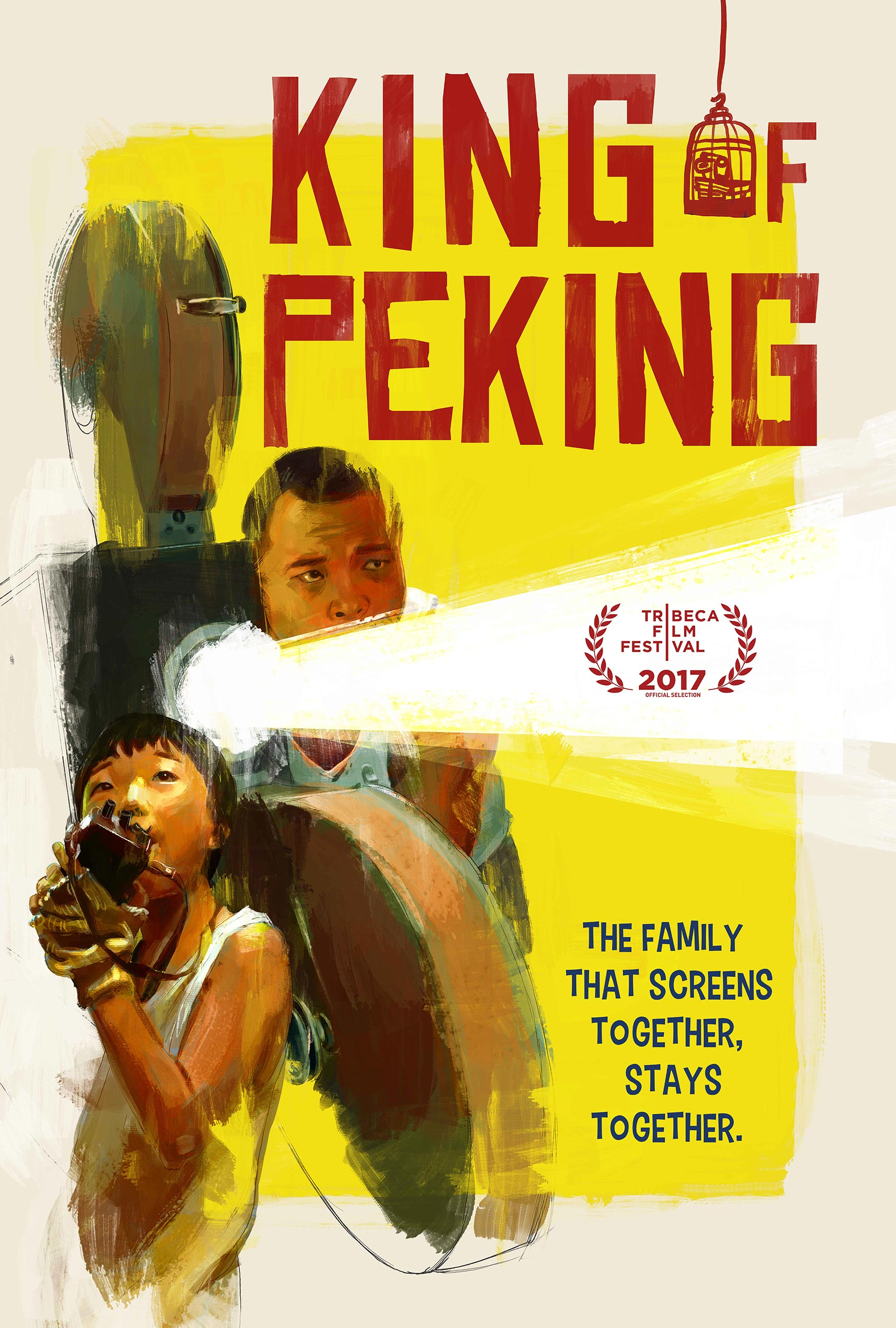 King of Peking Poster #1
