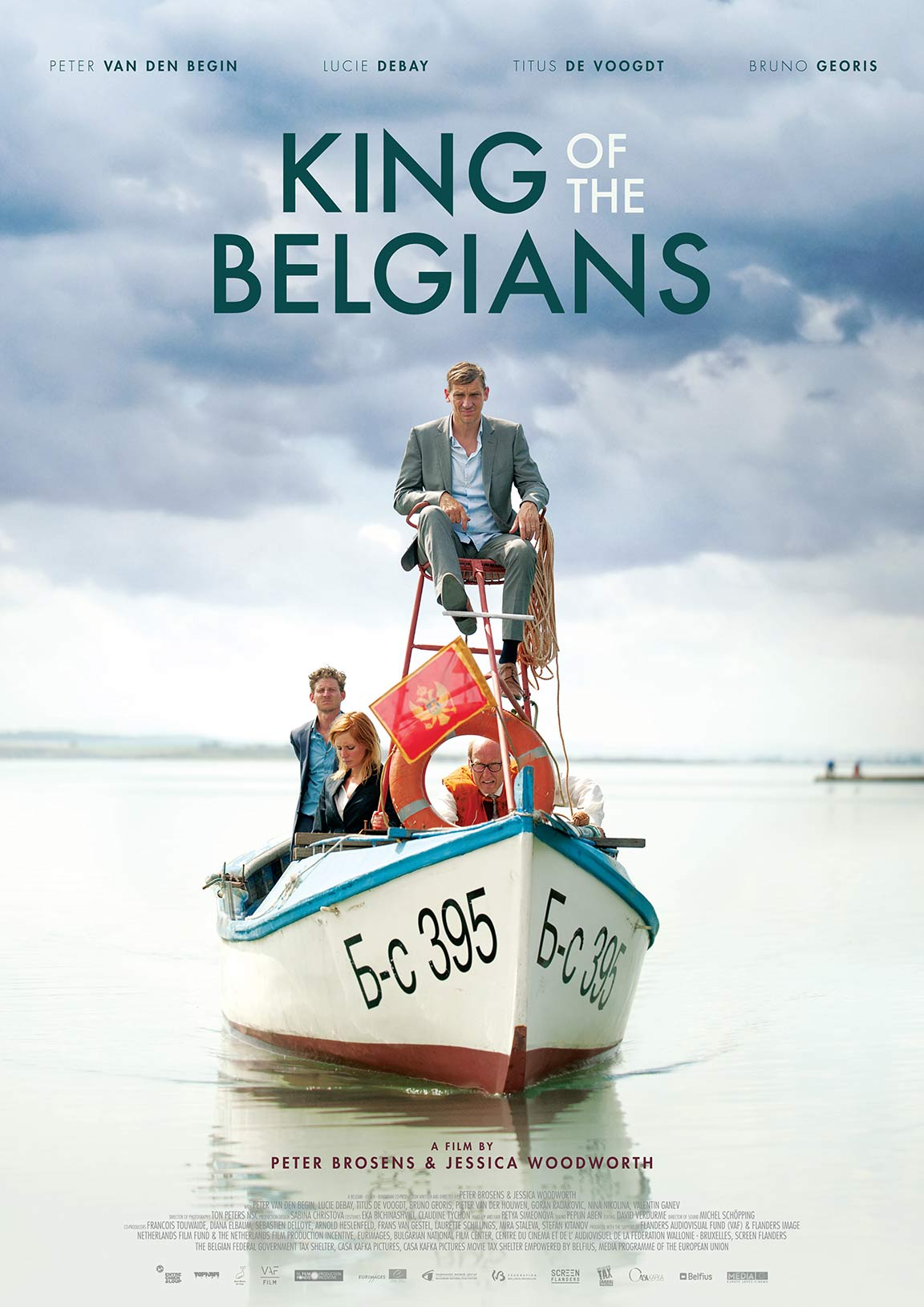 King of the Belgians Poster #1