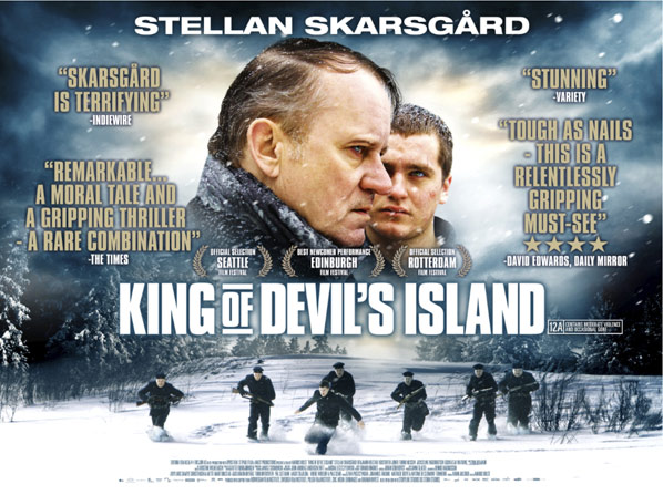 King of Devil's Island Poster #2