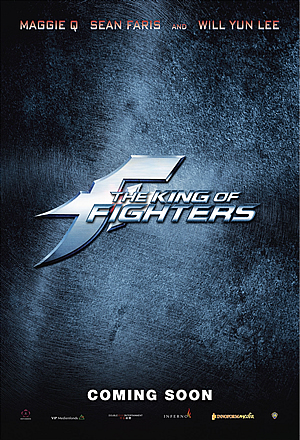 King of Fighters Poster #1