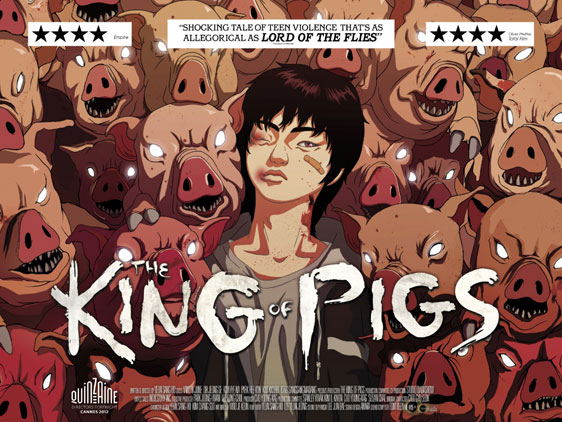 The King of Pigs Poster #1