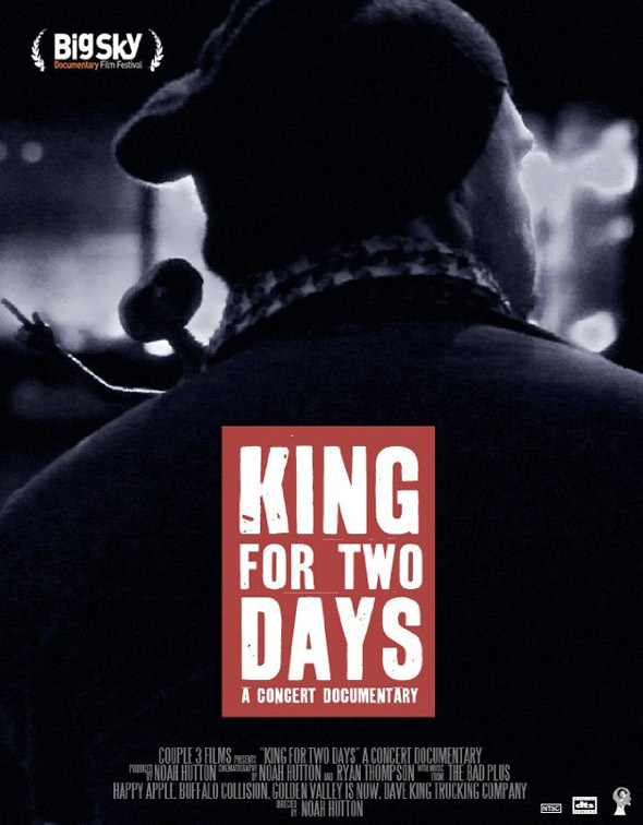 King for Two Days Poster #1