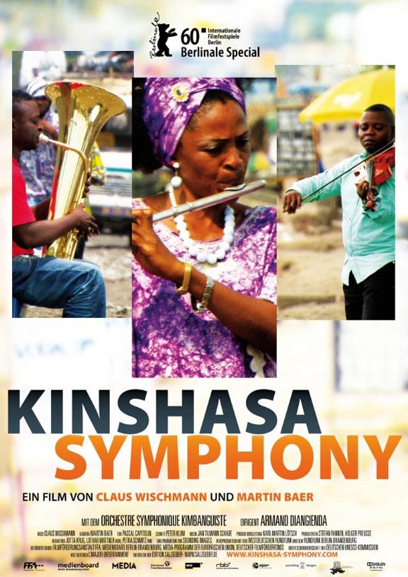 Kinshasa Symphony Poster #1