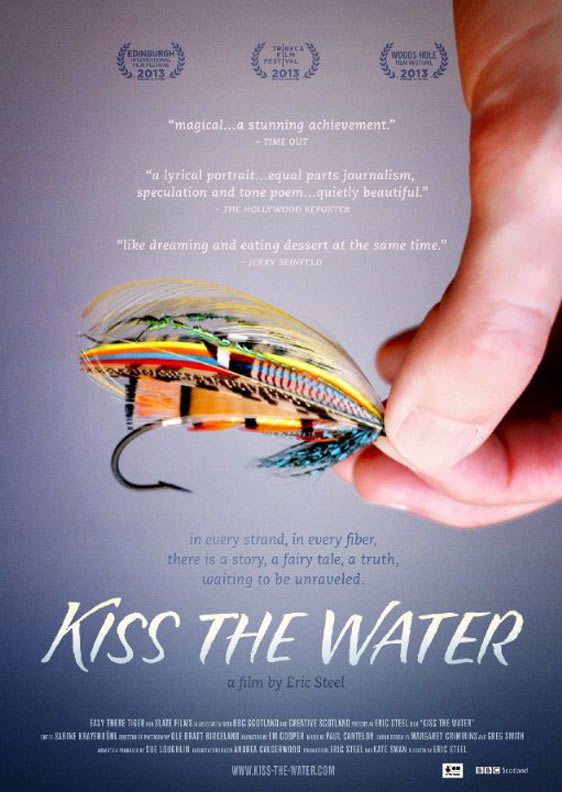 Kiss the Water Poster #1