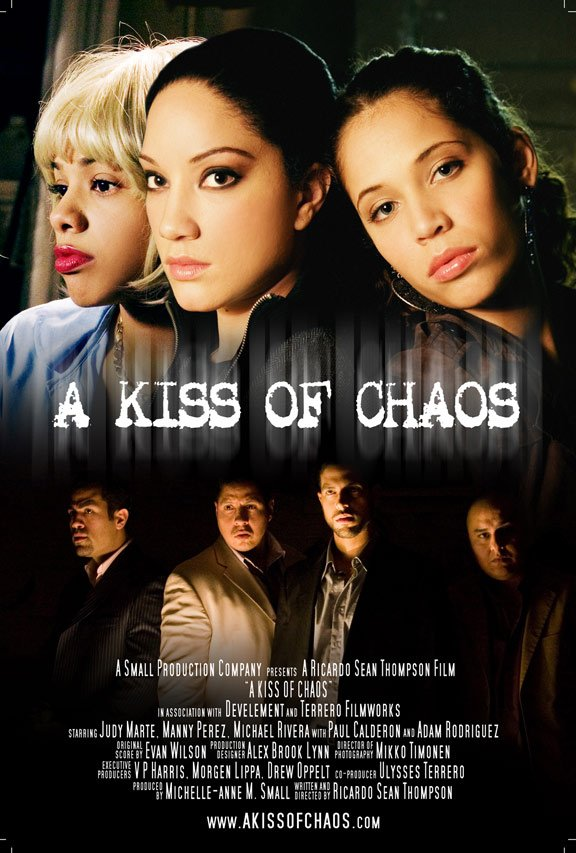 A Kiss Of Chaos Poster #1