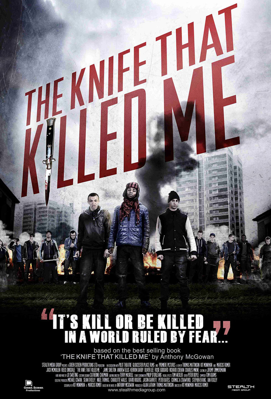 The Knife That Killed Me Poster #1