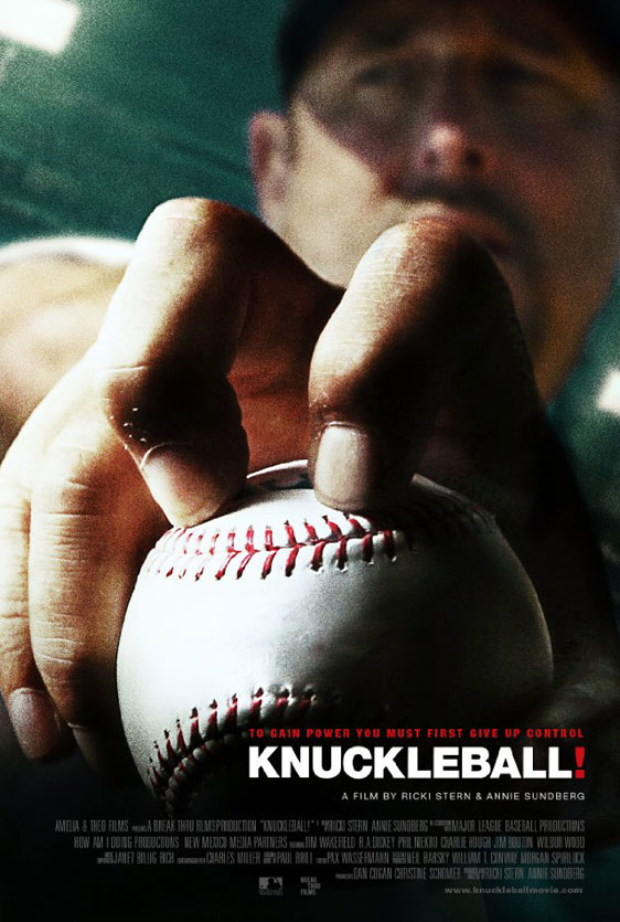 Knuckleball! Poster #1
