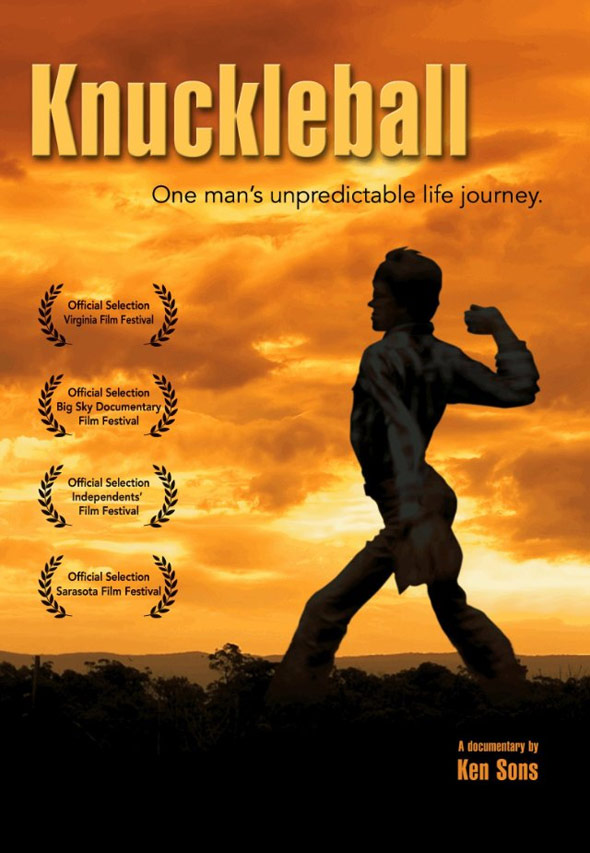 Knuckleball: The Documentary Poster #1