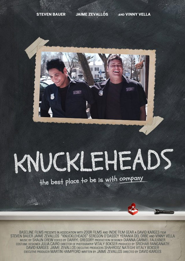Knuckleheads Poster #1