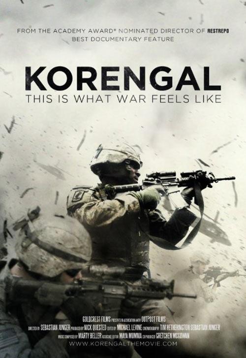 Korengal Poster #1