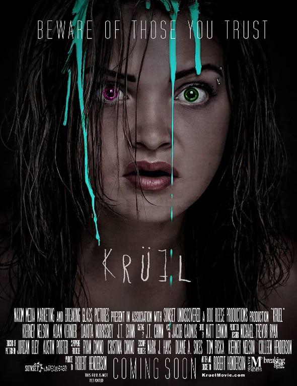 Kruel Poster #1