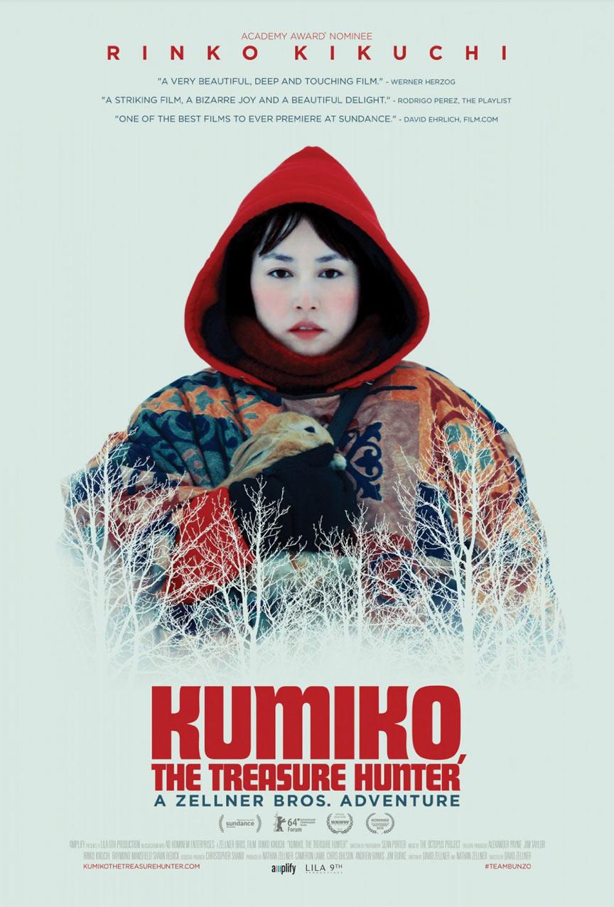 Kumiko, the Treasure Hunter Poster #2