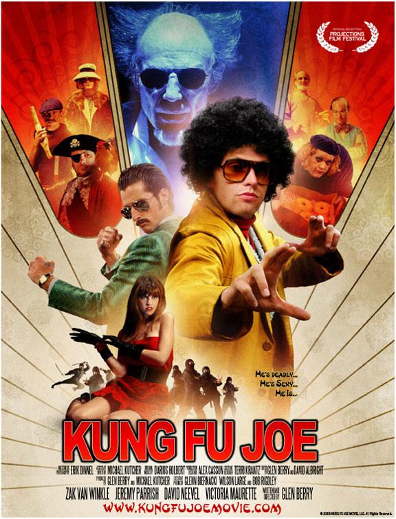 Kung Fu Joe Poster #1