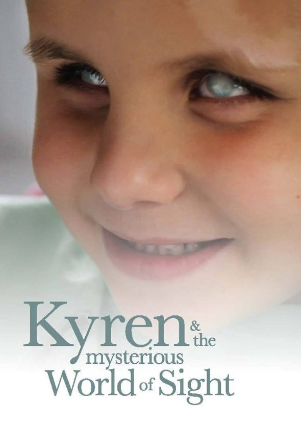 Kyren and the Mysterious World of Sight Poster #1