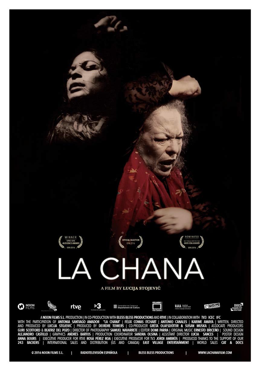 La Chana Poster #1