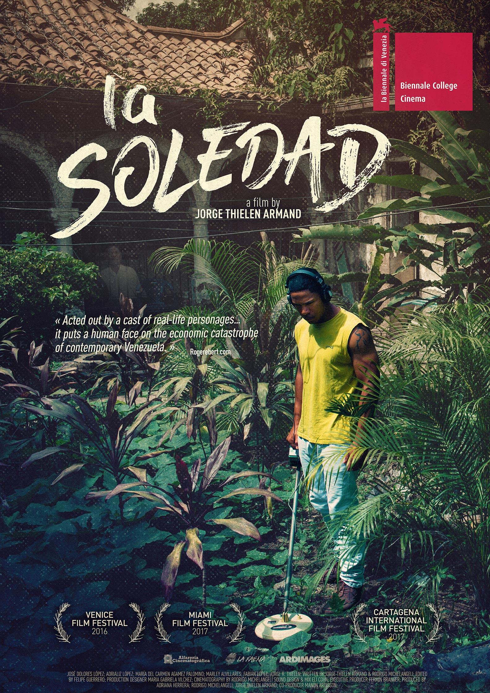 La Soledad Poster #1