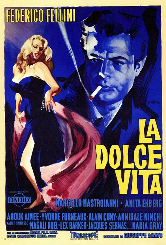 La Dolce Vita Poster #1