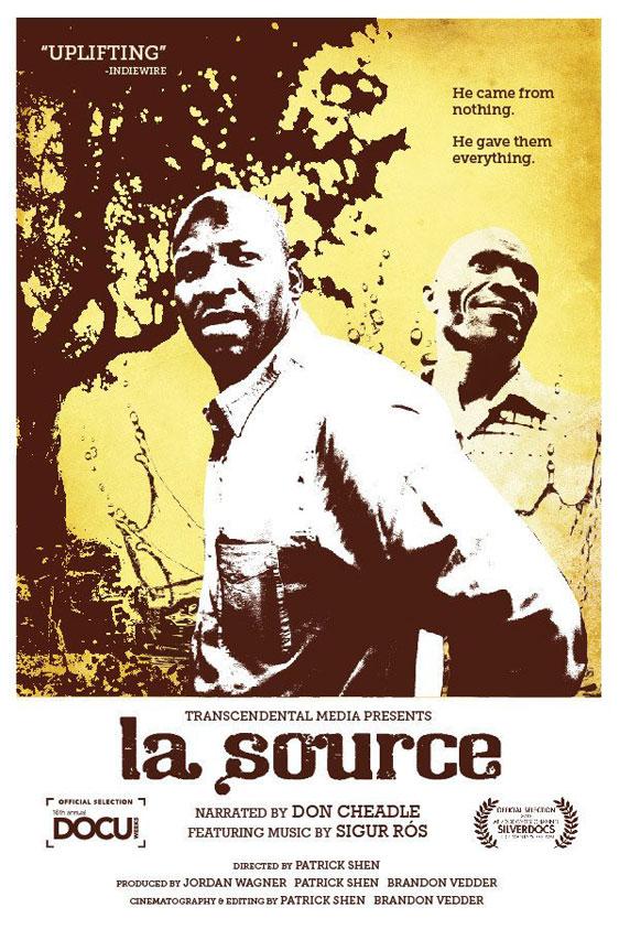 La Source Poster #1