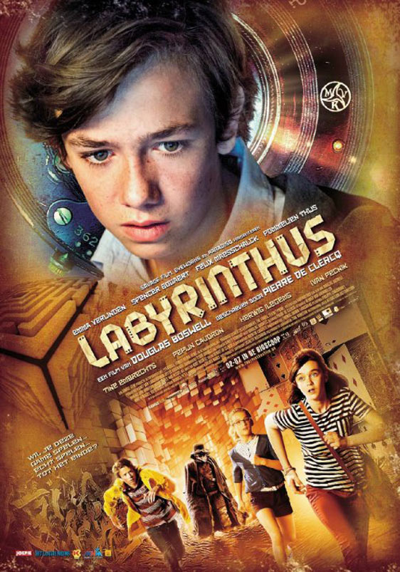 Labyrinthus Poster #1
