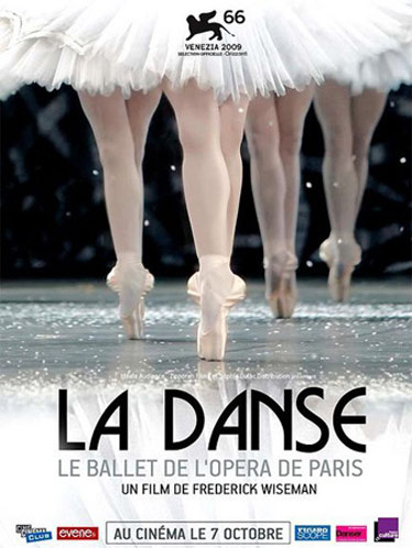 La Danse: The Paris Opera Ballet Poster #1