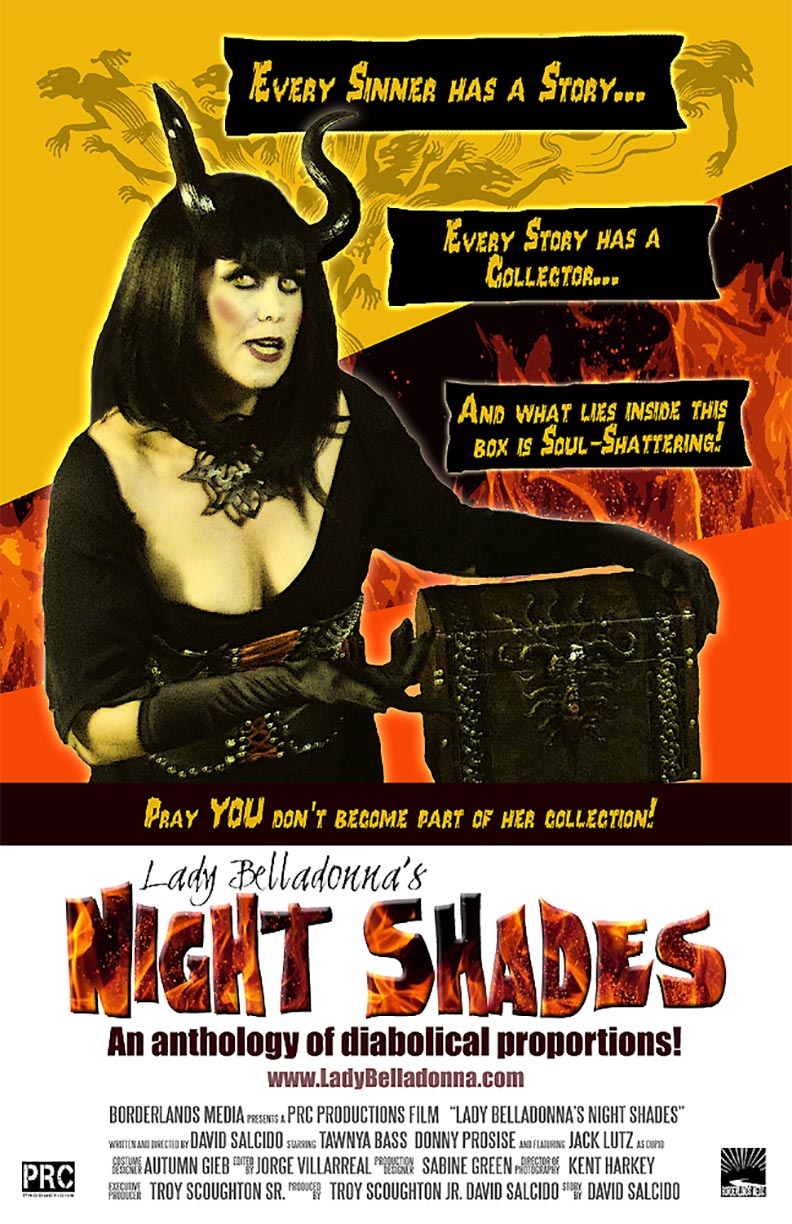 Lady Belladonna's Night Shades Poster #1