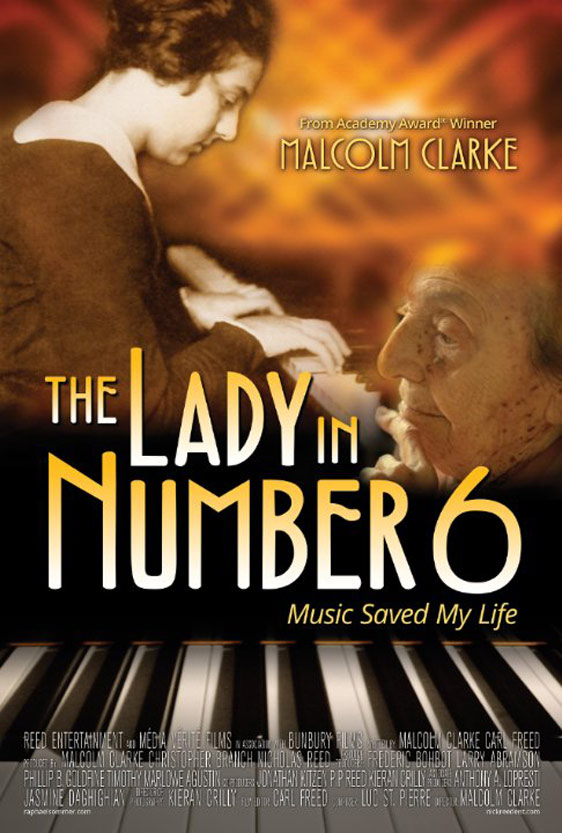 The Lady In Number 6 Poster #1