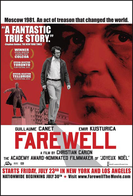 L'affaire Farewell Poster #2