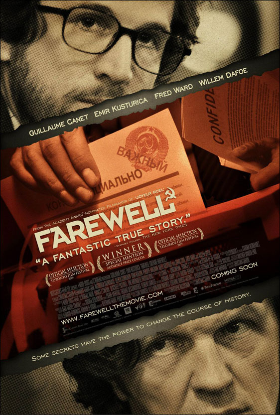 L'affaire Farewell Poster #3
