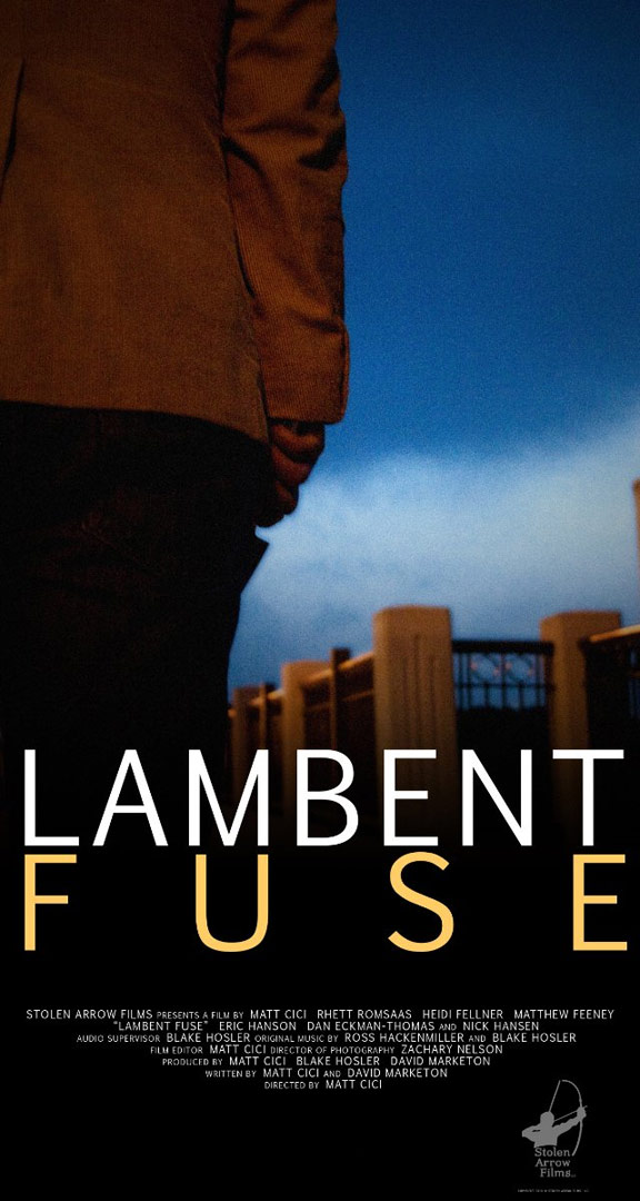 Lambent Fuse Poster #1