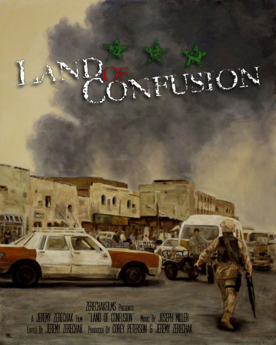 Land of Confusion Poster #1