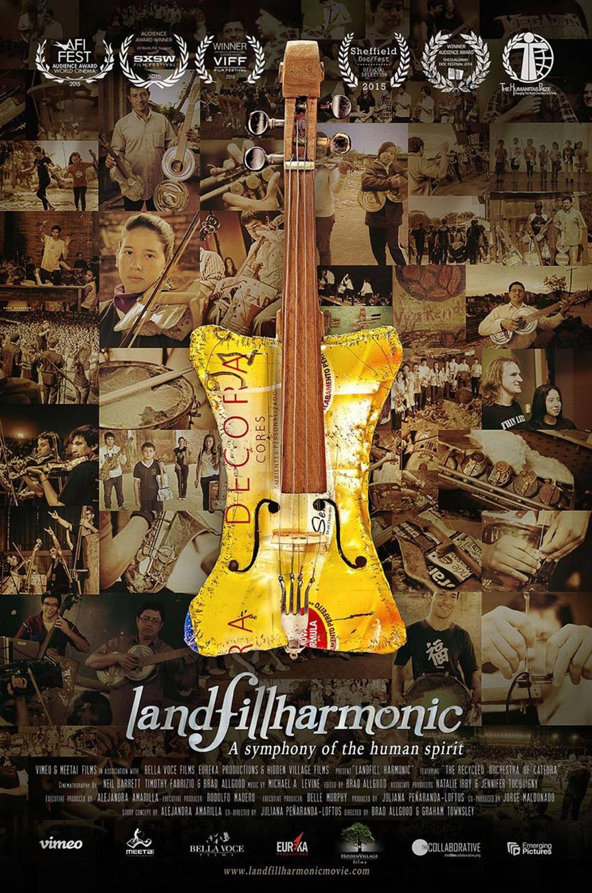 Landfill Harmonic Poster #1