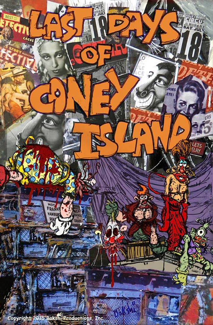 Last Days of Coney Island Poster #1