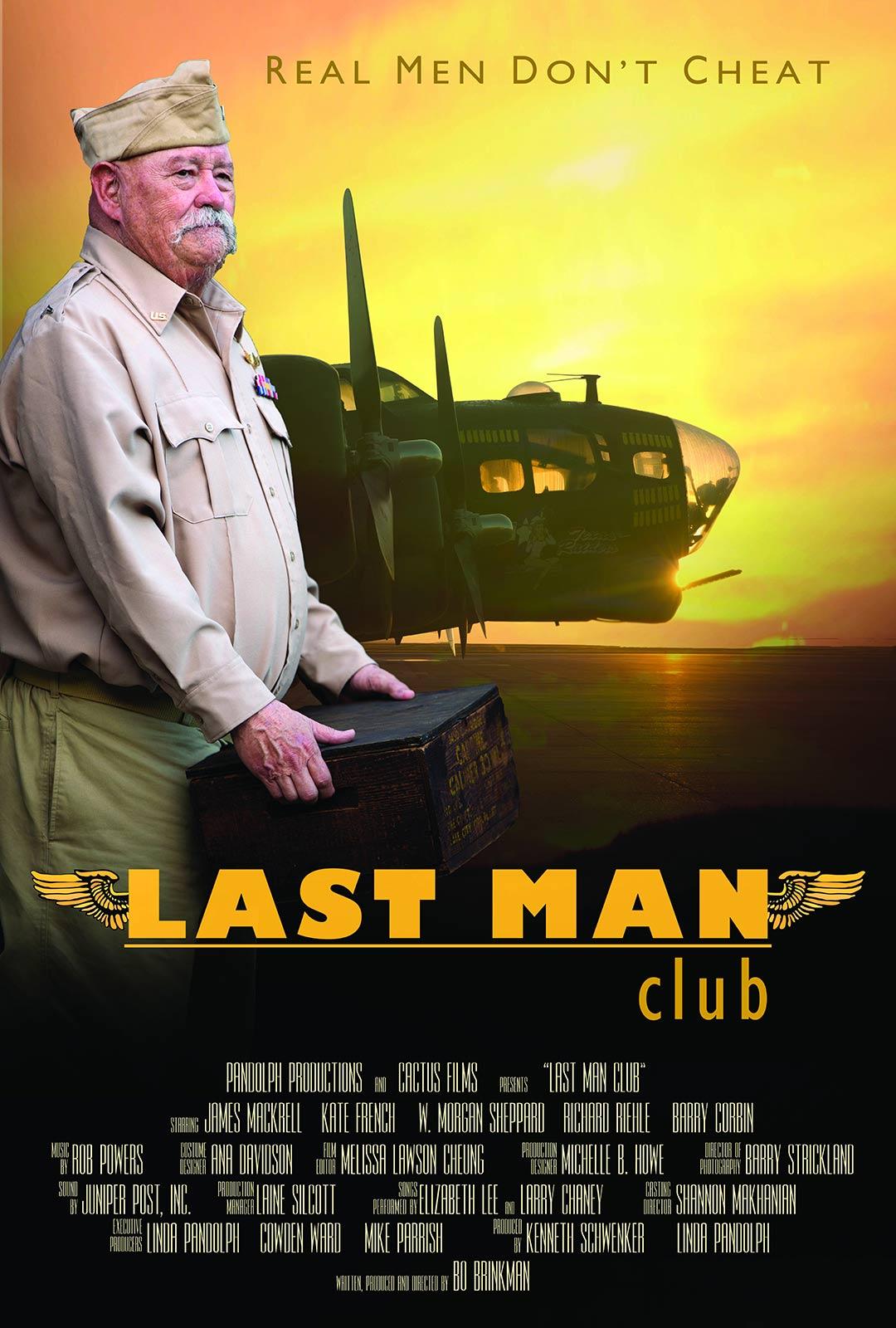 Last Man Club Poster #1