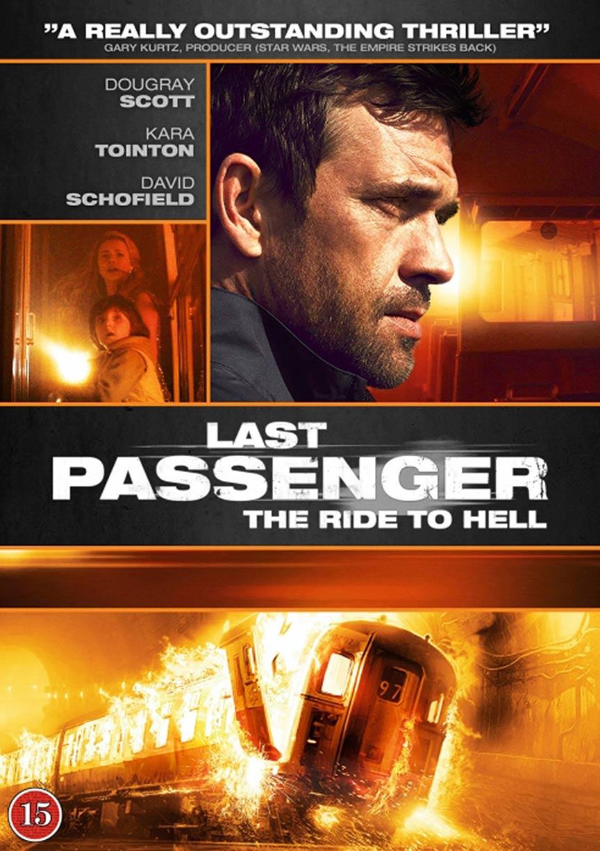 Last Passenger Poster #2