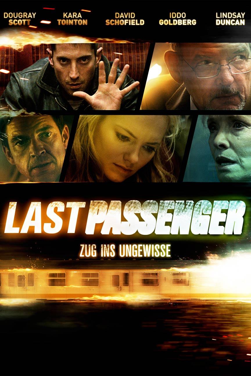 Last Passenger Poster #3