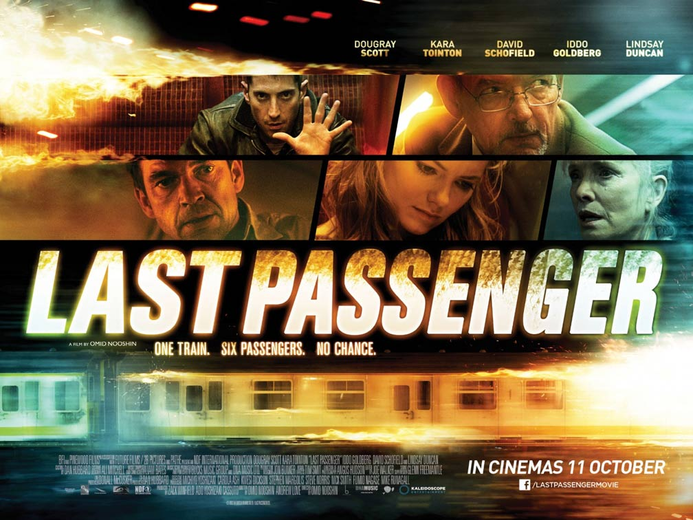 Last Passenger Poster #4