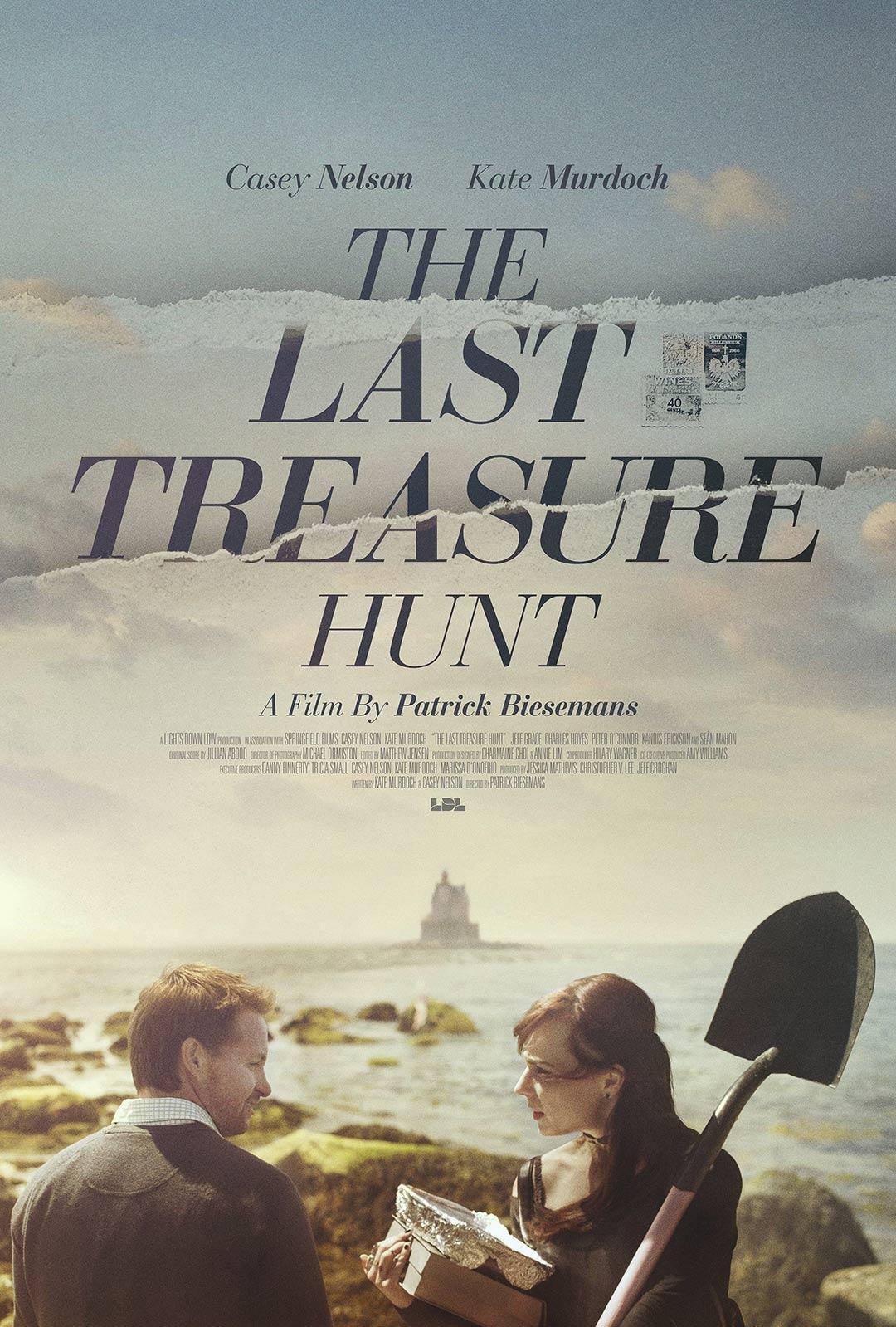 The Last Treasure Hunt Poster #1