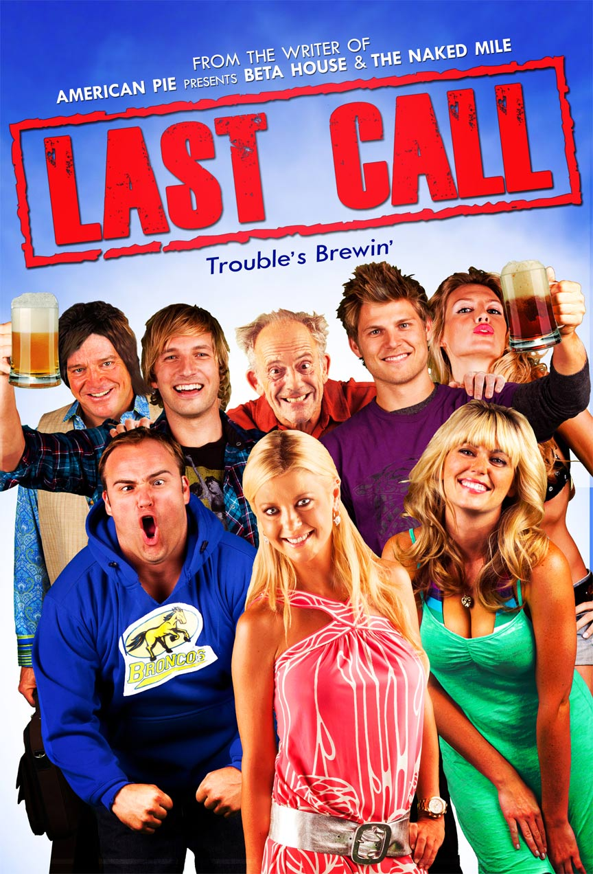 Last Call Poster #2