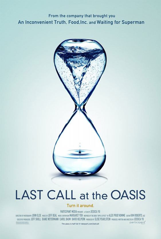 Last Call at the Oasis Poster #1