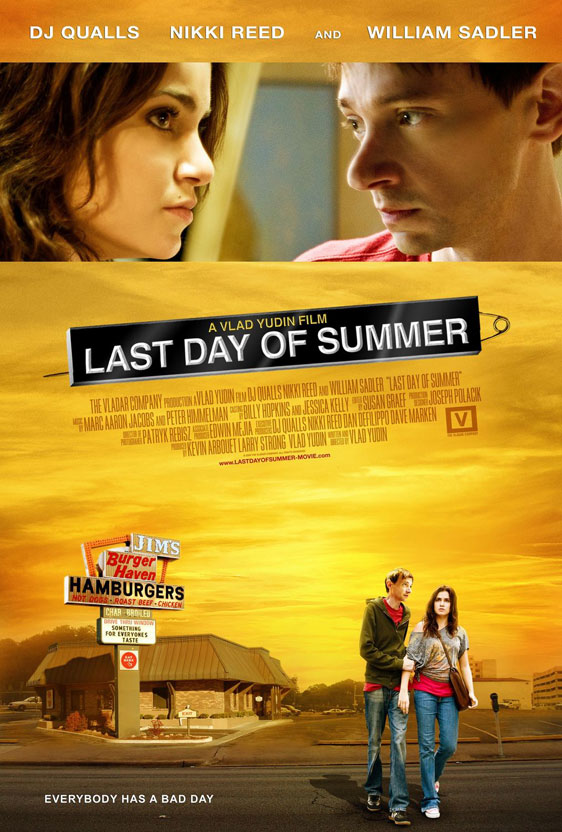 Last Day of Summer Poster #2