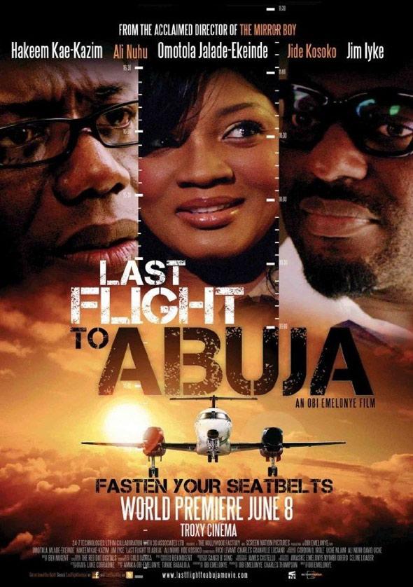 Last Flight to Abuja Poster #1