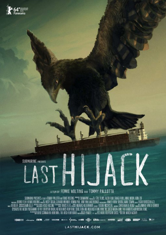 Last Hijack Poster #1