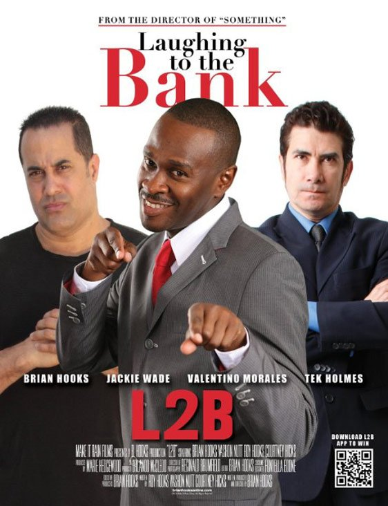 Laughing to the Bank Poster #1