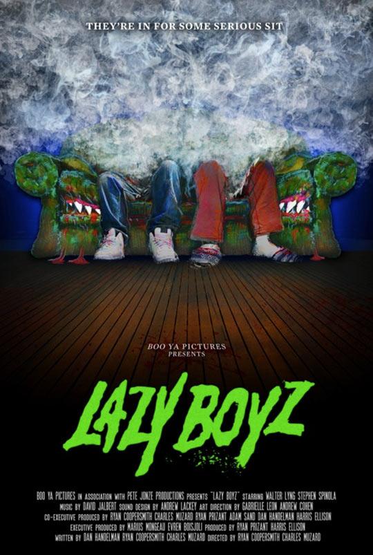 Lazy Boyz Poster #1