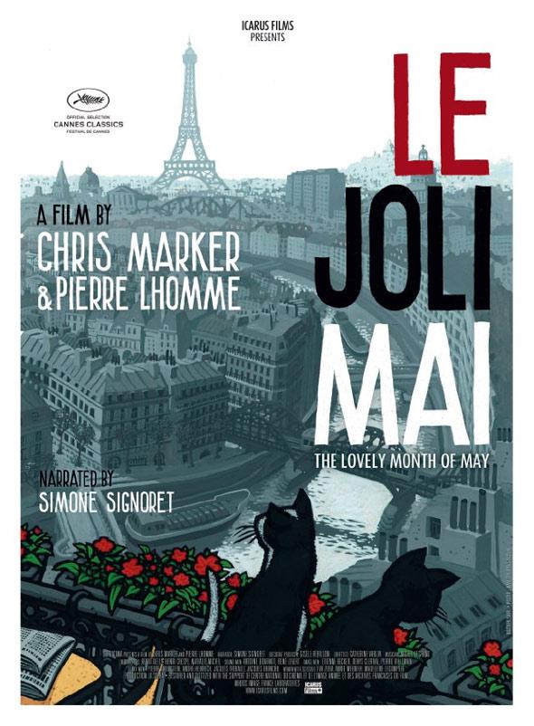 Le Joli Mai Poster #1