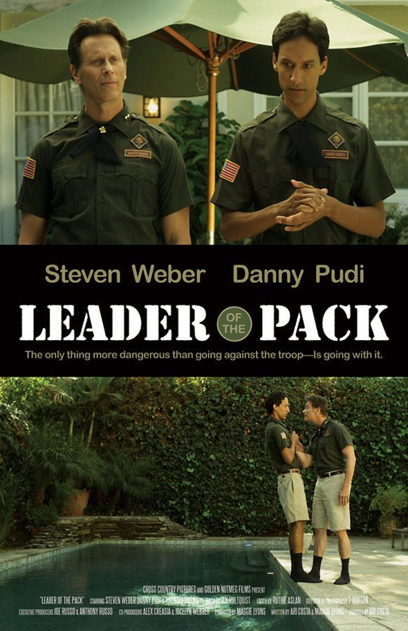 Leader of the Pack Poster #1