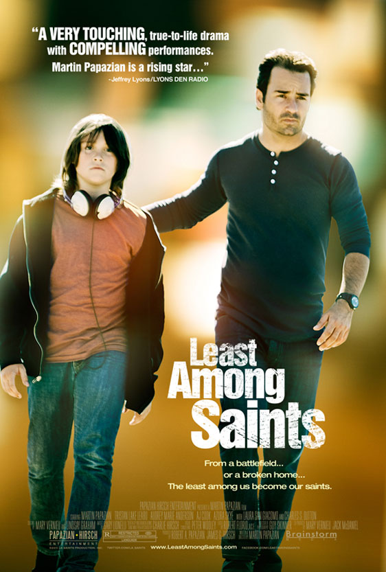 Least Among Saints Poster #1