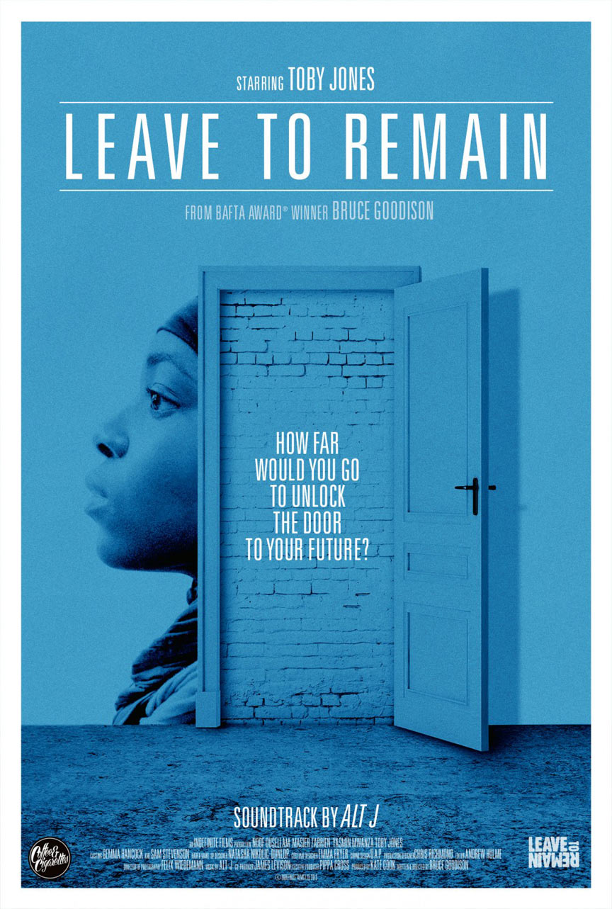 Leave to Remain Poster #3